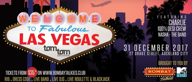 Bombay Talkies NYE - A Night in Vegas