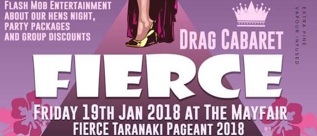 Fierce Taranaki Drag Pageant 2018