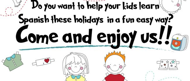 Kids Holiday Spanish Club