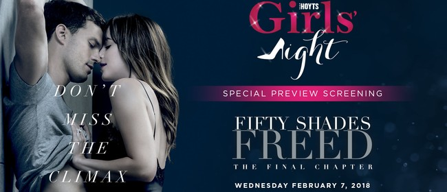Girls Night Out - Fifty Shades Freed