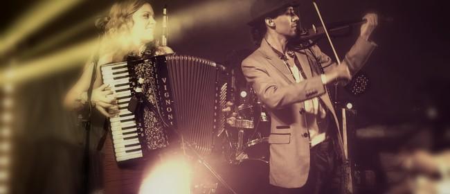 Faith i Branko Roma Quartet Major Discovery This Year UK