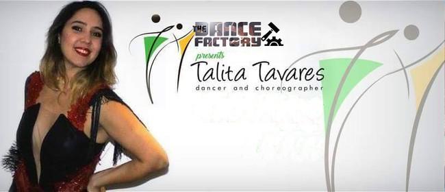 Talita Tavares Ladies Dance Technique