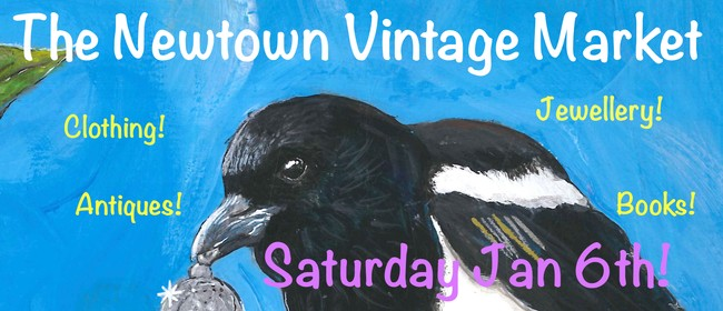 The Newtown Vintage Market