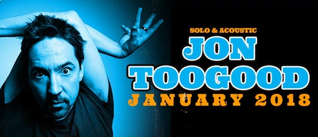 Jon Toogood: Solo & Acoustic
