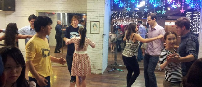 Adult Salsa Improver Course
