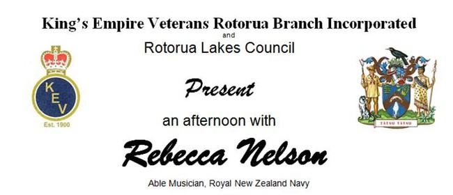 An Afternoon With Rebecca Nelson