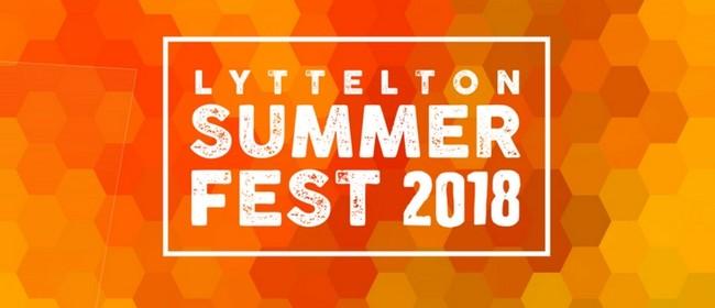 Lyttelton Summerfest - Outdoor Film and Entertainment Series