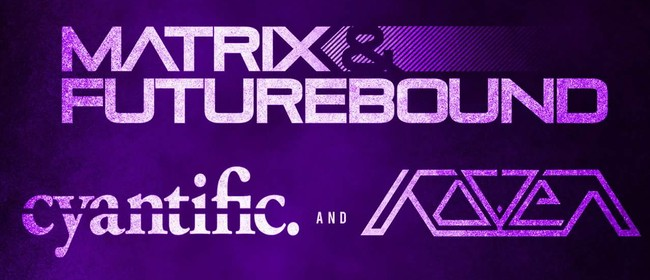 Viper Live Tour ft Matrix & Futurebound, Cyantific & Koven