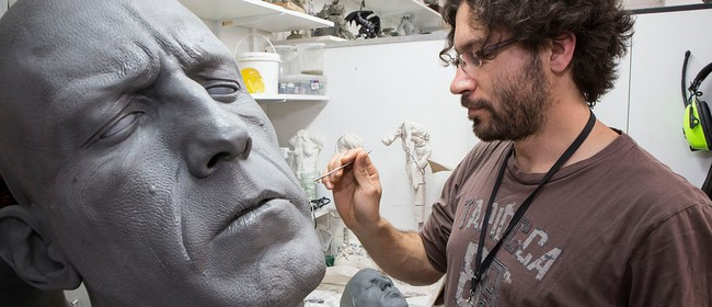 Javier Murcia Head Anatomy Workshop