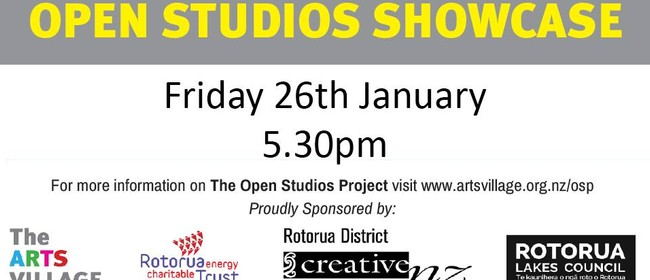 OSP Open Studios Showcase