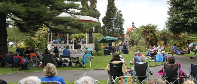 Geyserland Country Music Club... Country In the Park