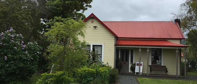 Golder Cottage, Historic Place and Museum
