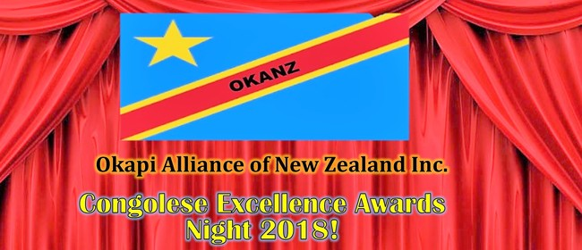 Congolese Excellence Awards Night 2018