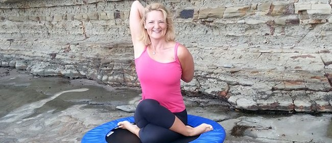 YogaBounce with Shelley Charlton