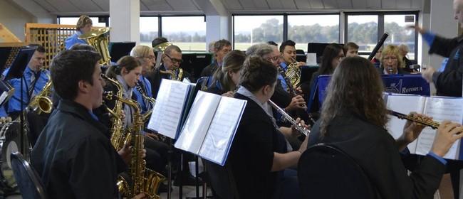 Rotorua Symphonic Band Rehearsal