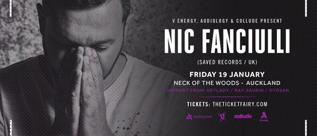 A Night With Nic Fanciulli