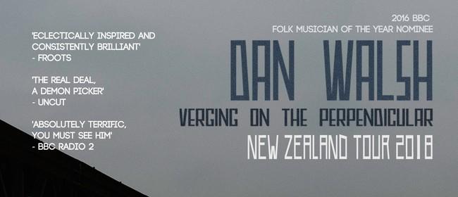 Dan Walsh - UK's Finest Clawhammer Banjo Player