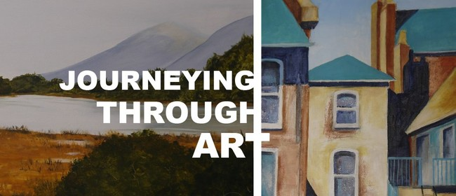 Journeying Through Art - Exhibition