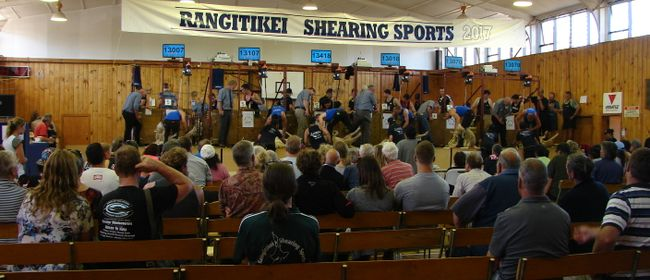 Rangitikei Shearing Sports 2018