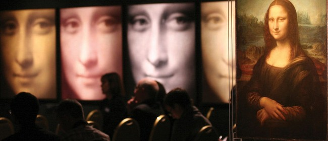 Secrets of Mona Lisa Gala Opening