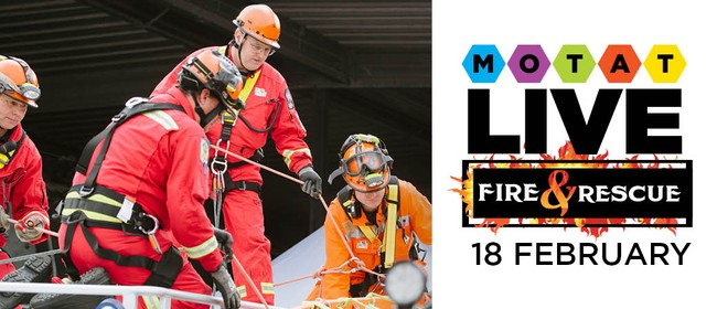 Live Day: Fire and Rescue