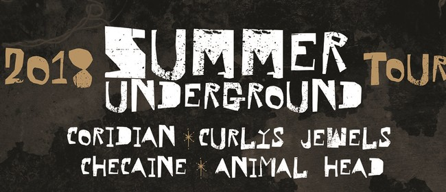 Summer Underground Rock Tour 18 - Part 1