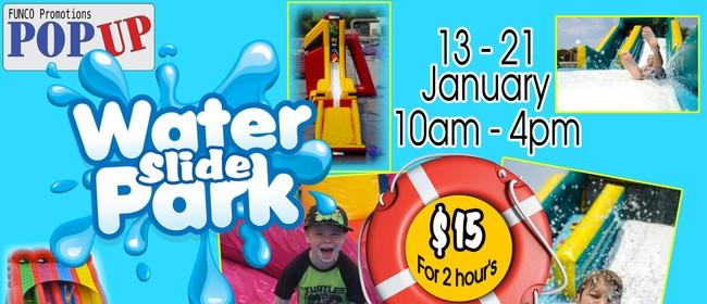 Pop Up Water Slide Park