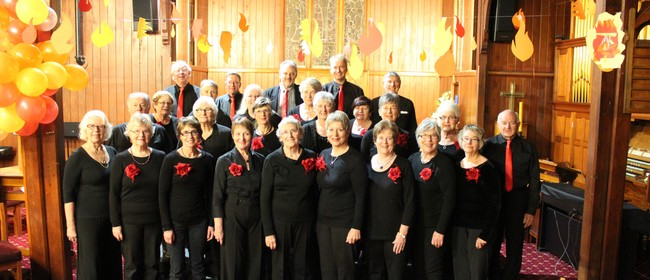 Tenors & Divas Singing Group (Feilding) Re-Commencing