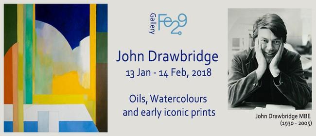 John Drawbridge - Paintings