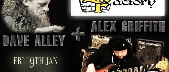 Dave Alley and Alex Griffith