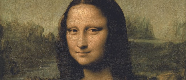 Paint Mona Lisa In Oils