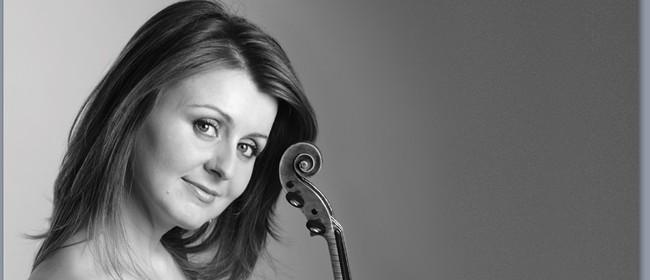 Natalia Lomeiko  - violin  & Kirsten Robertson - piano