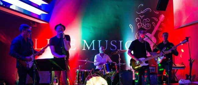 Major Tom Auckland Covers Band