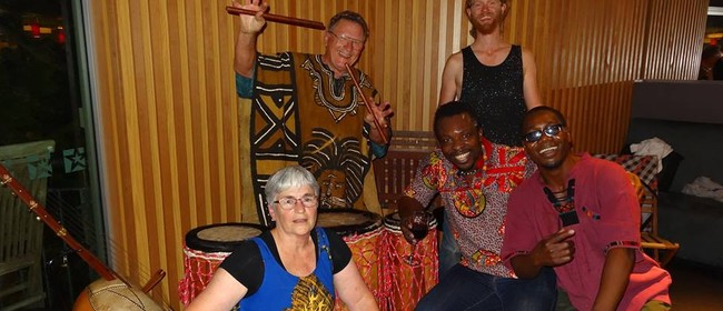 Inspired African Hand Drumming 2018