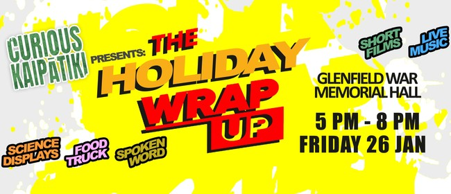 The Holiday Wrap Up