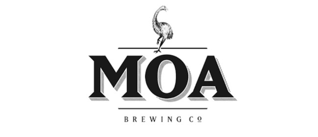 Moa Brewing Co Beer Tasting