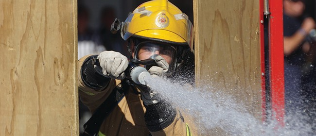 2018 UFBA South Island Firefighter Combat Challenge