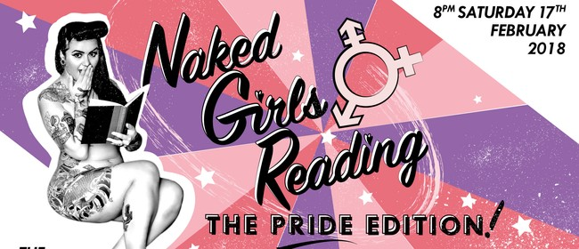 Naked Girls Reading: The Pride Edition