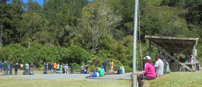 Kaitoke Pistol Club Open Day