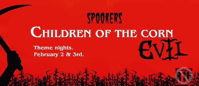 Children of The Corn Theme Nights