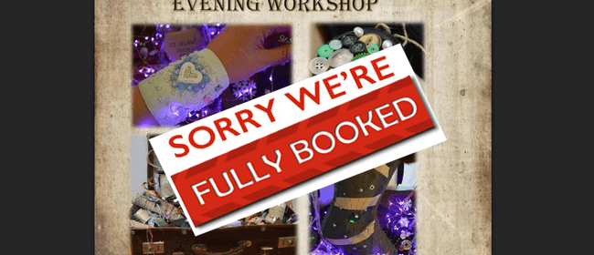 OSP Free Workshop - Evening Creative Workshop