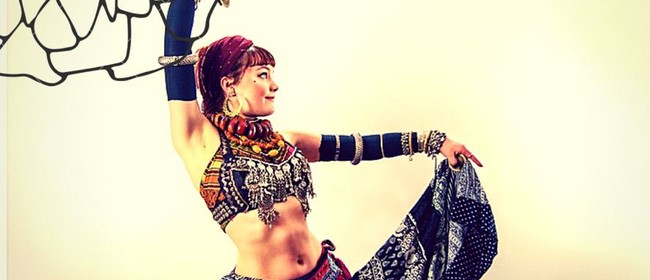 American Tribal Style Belly Dance 6-Week Course