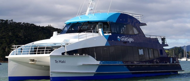 Whangaroa & Cavalli Islands Dinner Cruise