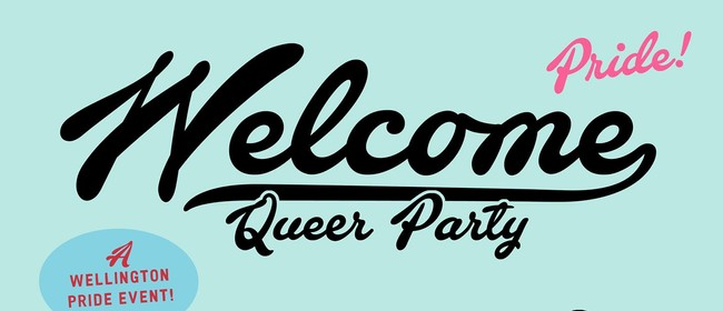 Welcome! Pride Party