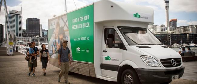 Nib Check-up Truck - Mission Bay