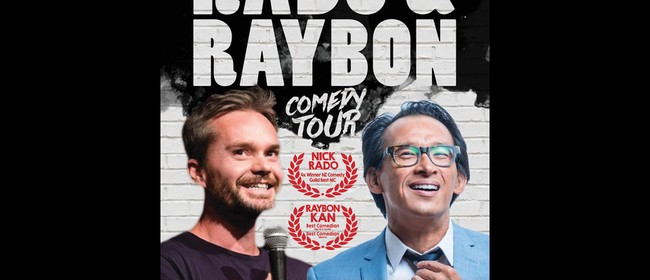 Rado & Raybon Save the World