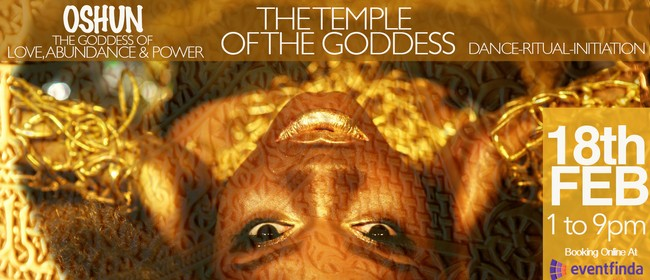 Temple Of The Goddess - Oshun