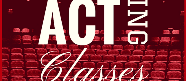 Acting Classes for Adults