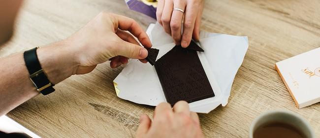 Valentine's Day Chocolate Tasting
