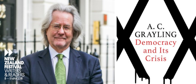 Writers & Readers - AC Grayling: Democracy In Crisis